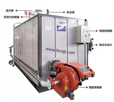 低氮燃气蒸汽发生器